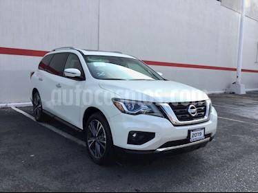 Foto venta Auto usado Nissan Pathfinder PATHFINDER EXCLUSIVE AWD (2019) color Blanco precio $689,000