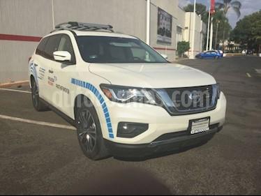 Foto venta Auto usado Nissan Pathfinder PATHFINDER EXCLUSIVE (2018) color Blanco precio $625,000