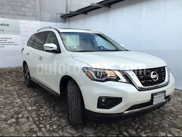 foto Nissan Pathfinder PATHFINDER EXCLUSIVE usado (2018) color Blanco precio $689,000