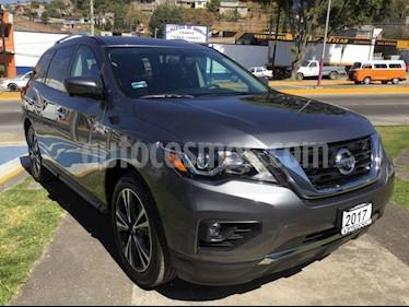 Foto venta Auto usado Nissan Pathfinder PATHFINDER EXCLUSIVE (2017) color Gris precio $550,000
