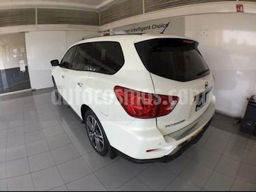 Foto venta Auto usado Nissan Pathfinder PATHFINDER EXCLUSIVE (2019) color Blanco precio $661,000