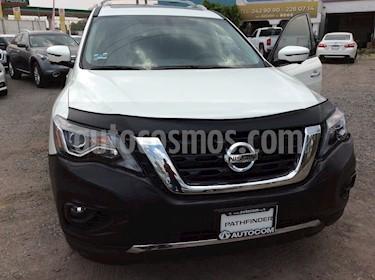 Foto venta Auto usado Nissan Pathfinder PATHFINDER EXCLUSIVE (2019) color Blanco precio $660,000