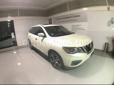 Foto venta Auto usado Nissan Pathfinder PATHFINDER EXCLUSIVE (2018) color Blanco precio $635,000