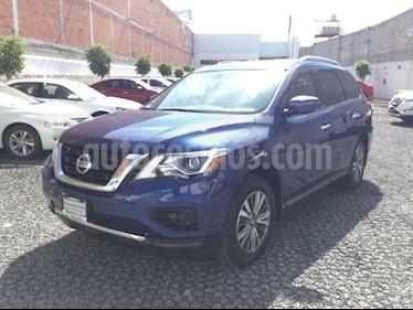 Foto venta Auto usado Nissan Pathfinder PATHFINDER SENSE 19 (2018) color Azul precio $495,000