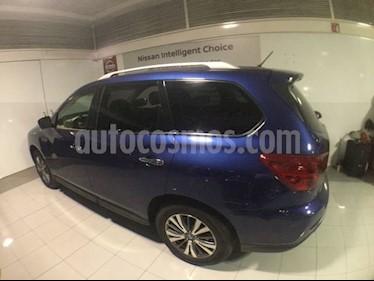Foto venta Auto usado Nissan Pathfinder PATHFINDER SENSE (2018) color Azul precio $490,000