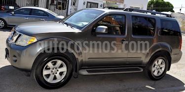 Foto venta Auto usado Nissan Pathfinder SE 4x2 Premium (2008) color Gris Oscuro precio $139,000