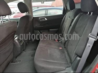 Foto venta Auto usado Nissan Pathfinder Sense  (2013) color Rojo precio $215,000