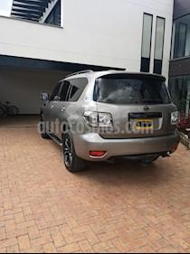 Foto venta Carro Usado Nissan Patrol 5.6L 5P Aut (2013) color Plata precio $160.000.000