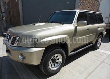 Nissan Patrol 4.8L GRX SW 5P usado (2009) color Gris precio $36.000.000