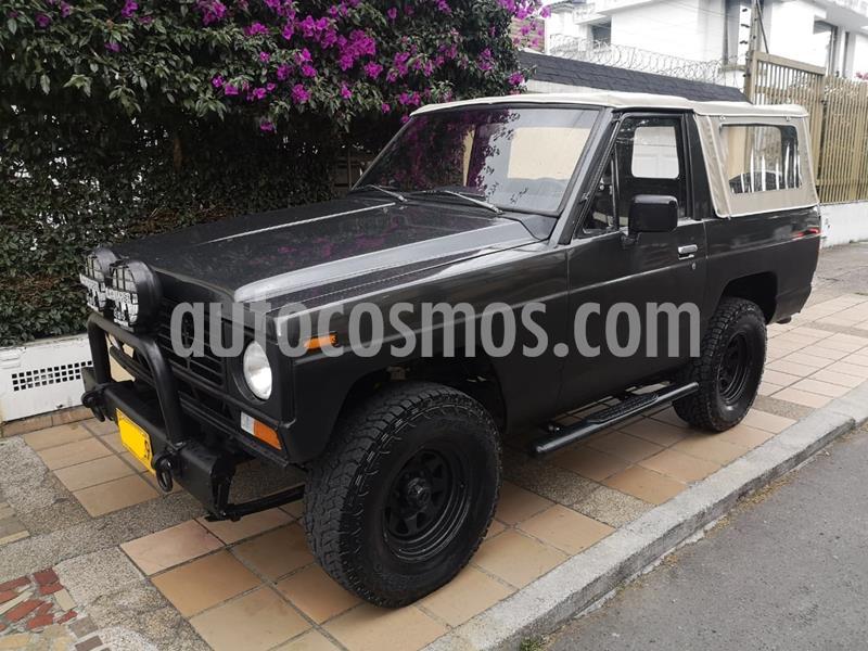 Nissan Patrol GL 4.8L usado (1981) color Gris Metalico precio $24.900.000