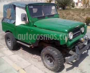 Nissan Patrol GL 4.8L usado (1969) color Verde precio BoF20.000.000