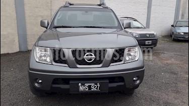Foto venta Auto usado Nissan Pick Up AX 4x4 2.7 D DC (2013) color Gris Oscuro precio $805.000
