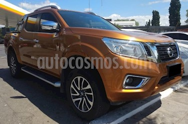 Foto Nissan Pick Up AX 4x4 2.7 D DC usado (2018) color Naranja precio $1.198.000