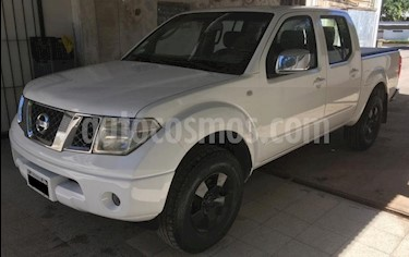 Foto venta Auto usado Nissan Pick Up AX 4x4 2.7 D DC (2010) color Blanco precio $480.000