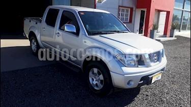 Foto Nissan Pick Up AX 4x4 2.7 D DC usado (2012) color Gris Claro precio $760.000
