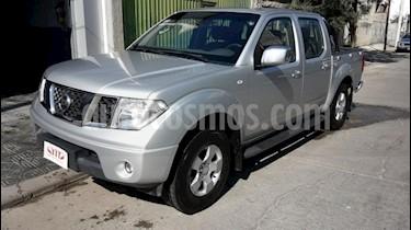 Foto venta Auto usado Nissan Pick Up DC AX 4x4 2.7 D (2012) color Gris Claro precio $650.000