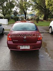 Nissan Platina 1.6  usado (2006) color Bordo precio $2.500.000