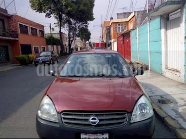 Foto venta Auto usado Nissan Platina A 1.6L (2007) color Marron precio $43,200