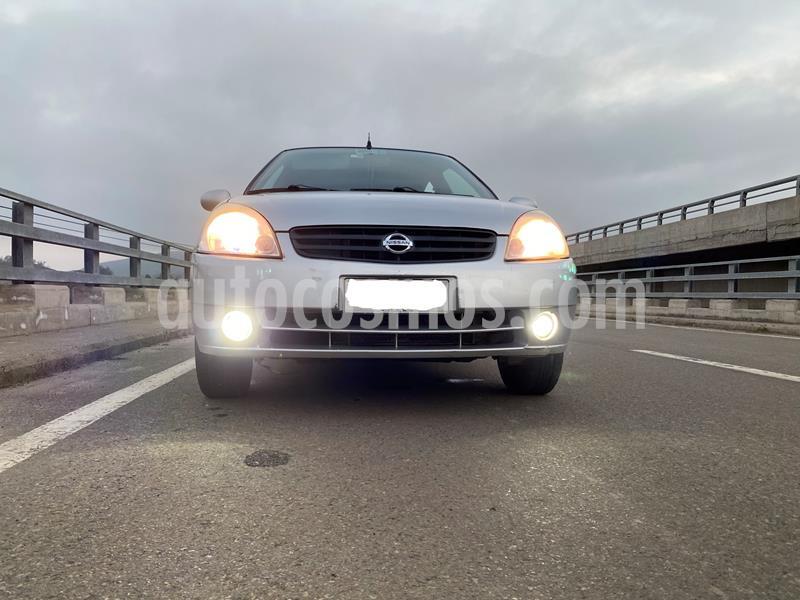 Nissan Platina 1.6  usado (2008) color Plata precio $2.800.000
