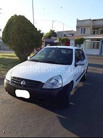 Foto venta Auto usado Nissan Platina Custom AC (2007) color Blanco precio $43,500