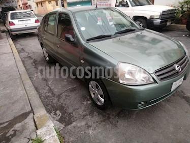 Nissan Platina Emotion usado (2006) color Verde precio $32,500