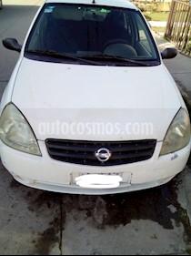 Foto venta Auto usado Nissan Platina K 1.6L AC (2002) color Blanco precio $34,000