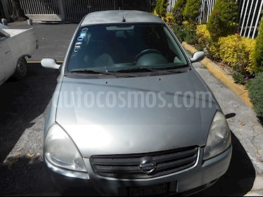 Nissan Platina K 1.6L Plus Aut Ac usado (2004) color Plata precio $30,000