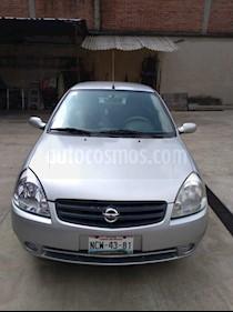 Nissan Platina Custom AC usado (2006) color Plata precio $42,000