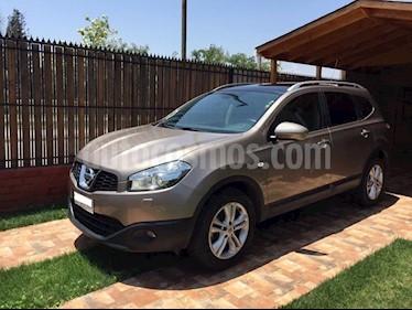 Nissan Qashqai +2 2.0L 4x4 usado (2014) color Marron precio $8.300.000