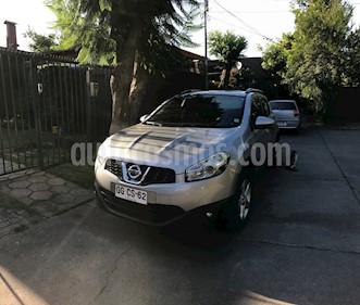 Nissan Qashqai 1.6L 4x2 usado (2014) color Plata Metalico precio $7.300.000