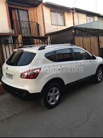 Nissan Qashqai 1.6L 4x2 usado (2013) color Blanco precio $7.500.000