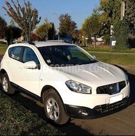 Nissan Qashqai 1.6L 4x2 usado (2015) color Blanco precio $7.650.000