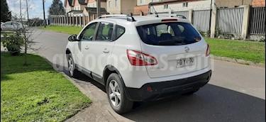Nissan Qashqai 1.6L 4x2 usado (2013) color Blanco precio $7.800.000