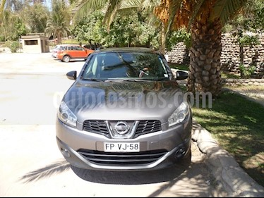 Foto venta Auto usado Nissan Qashqai 2.0L 4x2  (2013) color Grafito precio $7.900.000