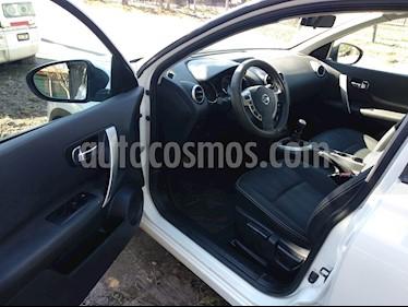 Nissan Qashqai 2.0L 4x2  usado (2014) color Blanco precio $7.800.000