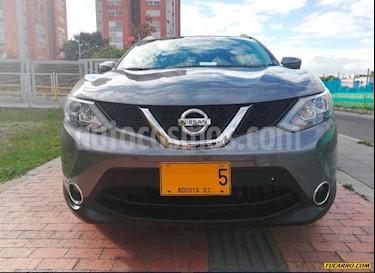 Nissan Qashqai 2.0L 4x4 Aut usado (2016) color Gris precio $72.000.000