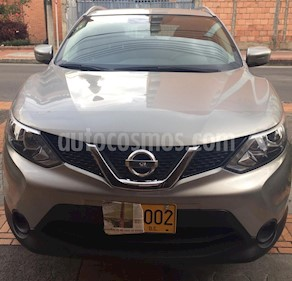 Nissan Qashqai 2.0L Advance Aut usado (2017) color Plata precio $80.000.000