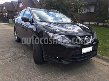Nissan Qashqai 2.0L Advance usado (2016) color Negro precio $9.800.000