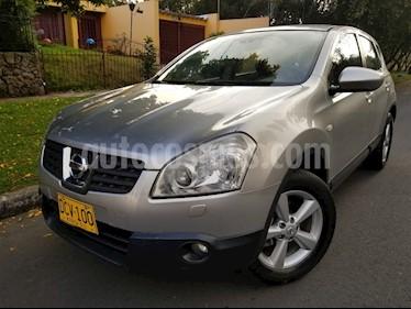 Foto venta Carro Usado Nissan Qashqai 2.0L Aut (2009) color Plata