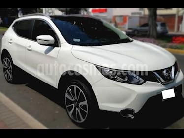 Foto Nissan Qashqai 2.0L Exclusive 4x4  usado (2015) color Blanco precio u$s22,000