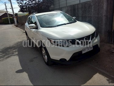 Foto venta Auto usado Nissan Qashqai 2.0L Sense (2015) color Blanco Perla precio $8.100.000