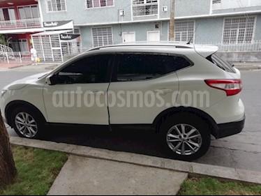 Nissan Qashqai 2.0L usado (2015) color Blanco precio $60.000.000