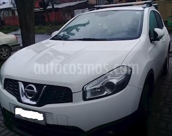 Nissan Qashqai 2.0L 4x2  usado (2012) color Blanco precio $6.500.000