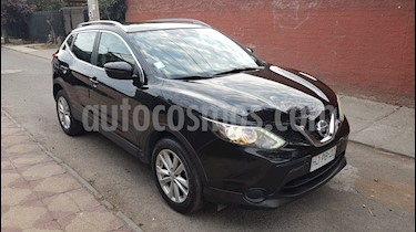 Nissan Qashqai 2.0L Sense usado (2015) color Negro Perla precio $8.650.000
