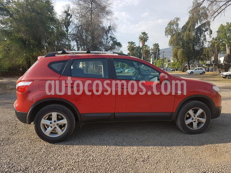 Nissan Qashqai 1.6L 4x2 usado (2014) color Rojo precio $8.300.000