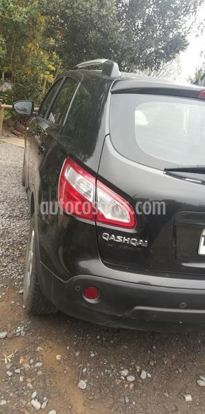 Nissan Qashqai 2.0L 4x2 Aut usado (2012) color Negro precio $6.500.000