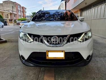 Nissan Qashqai 2.0L Advance Aut usado (2017) color Blanco precio $48.000.000