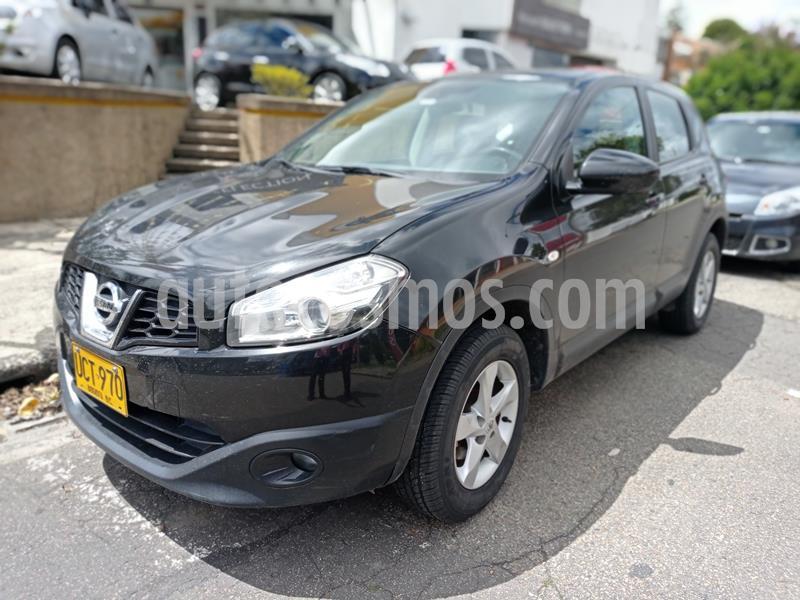 Nissan Qashqai 2.0L Advance usado (2014) color Negro precio $40.800.000