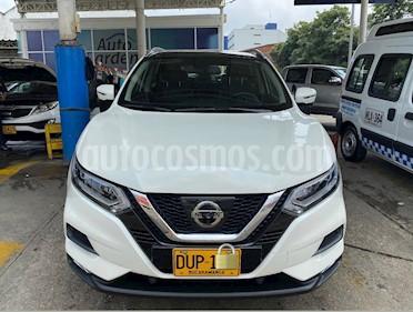 Nissan Qashqai 2.0L Exclusive 4x4 Aut  usado (2019) color Blanco precio $89.000.000