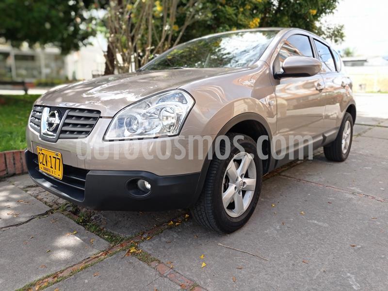 Nissan Qashqai 2.0L Aut usado (2009) color Gris precio $31.900.000